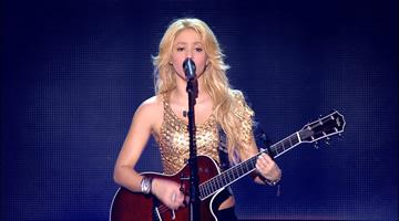 夏奇拉<Shakira Live From Paris 激情巴黎>演唱会2011【30.2G】1080P蓝光原盘